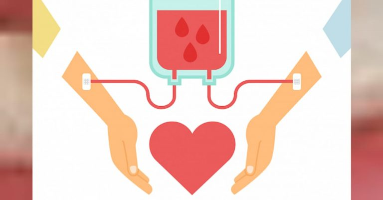 Día Mundial del Donante: Salud recuerda que «una pinta» salva cuatro personas