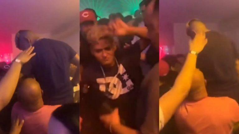 VIDEO: ¡Como una celebridad! Herminio causa sensación en disco de Estados Unidos
