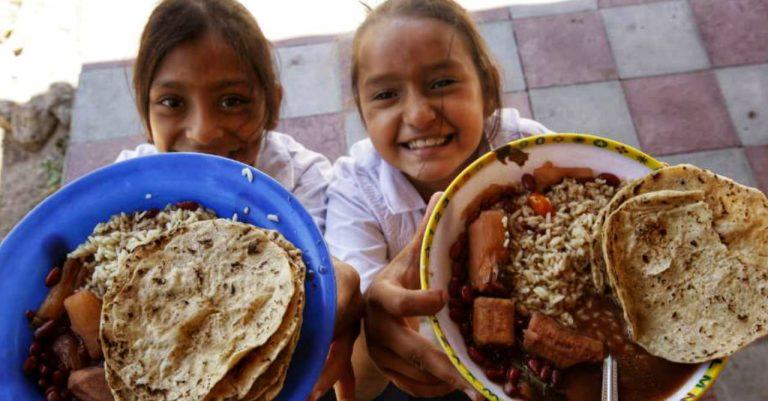 Unión Europea beneficiará a 82 mil familias con proyecto de alimentos