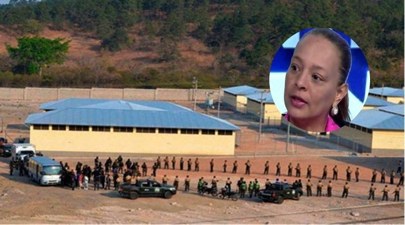 intervenir cárceles honduras