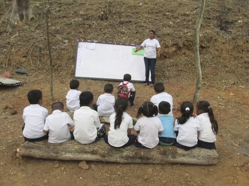 salario de docentes comunitarios en Honduras