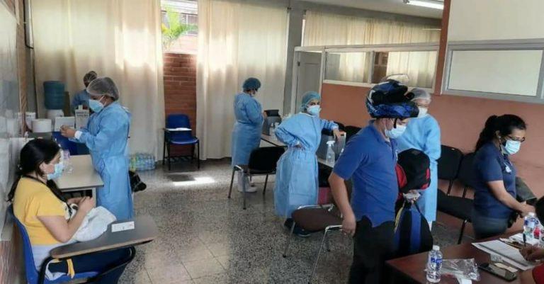 Honduras: ¿Dónde están vacunando contra el COVID-19 este sábado?