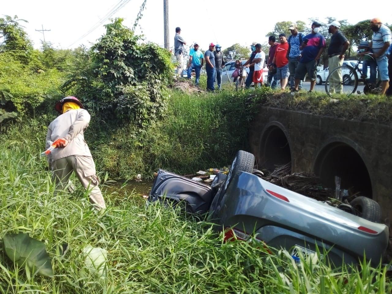 recuento accidentes de tránsito 2021