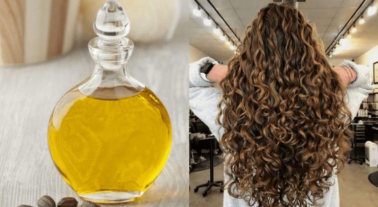 Siete aceites naturales que deben usar las mujeres con cabello rizado