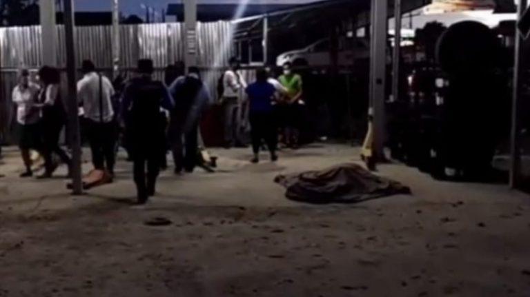 Matan a presunto prestamista en el interior de llantera en Siguatepeque