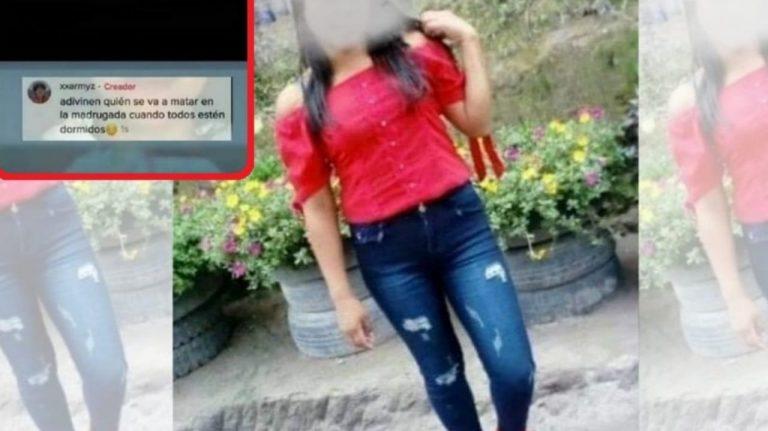 La Paz: conocidos sostienen que menor de edad anunció su muerte por WhatsApp