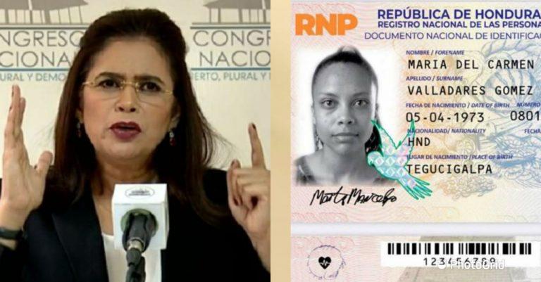 Rixi Moncada: El RNP debe agilizar entrega de la nueva tarjeta de identidad