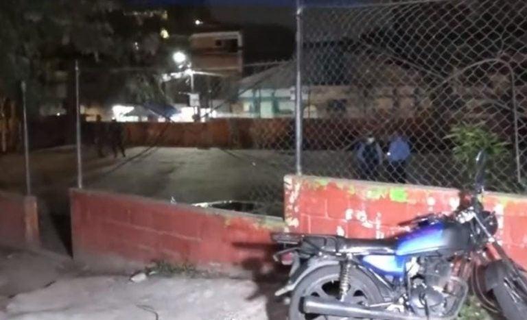 Hato de Enmedio: con envases de cerveza matan a hombre en una canchita