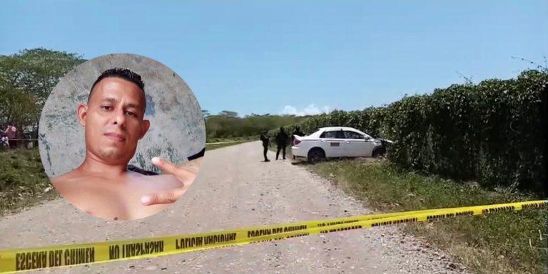 Dentro de la unidad hallan a taxista ultimado por «pasajero» en La Ceiba