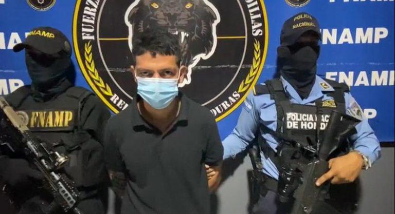 Capturan a extorsionador en SPS: hace un mes había salido de la cárcel