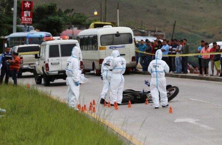 OV-UNAH: Honduras tiene la tasa de homicidios más alta de Centroamérica