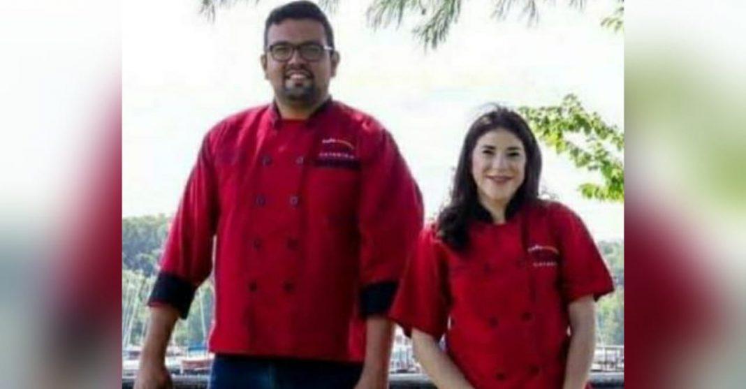 matrimonio hondureño restaurante EEUU