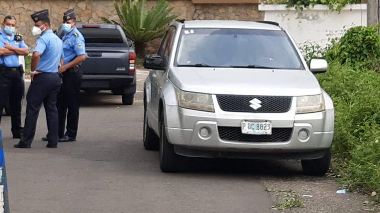 Tiroteo en El Pedregal: encuentran camioneta robada por sicarios en Bella Vista