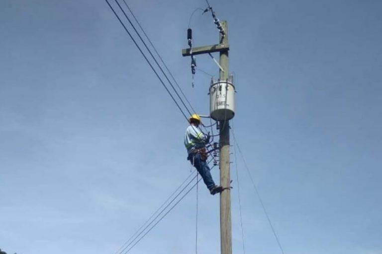 MIÉRCOLES: EEH programa cortes de energía para El Progreso y Villanueva