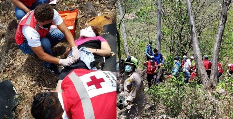 Niña de 11 años muere tras accidente vehicular en sector de la cuesta Moramulca