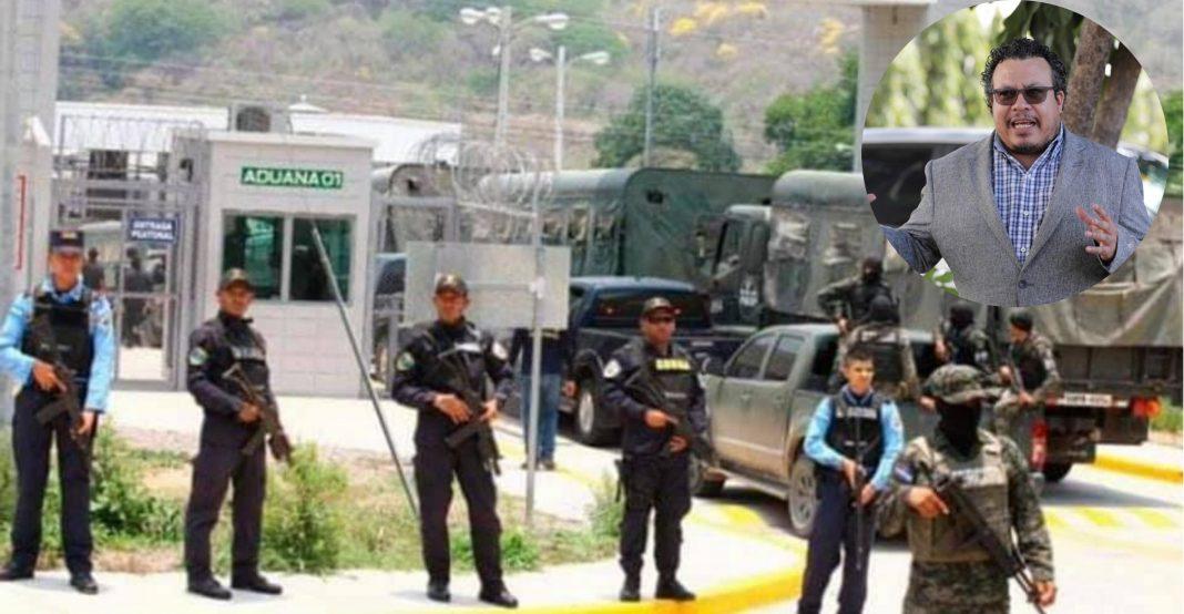 Caos cárceles mala administración militares