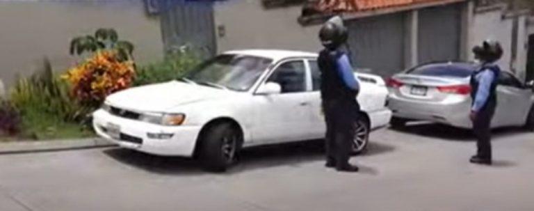 Trataron de asaltarlo: cuando descansaba, disparan a taxista en Tegucigalpa