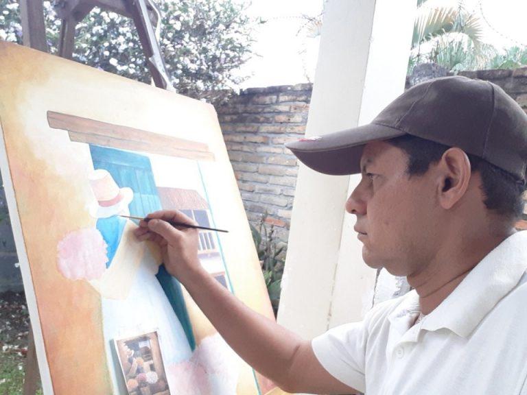 """""""¡Para toda Honduras!"""": experto impartirá taller gratuito de dibujo y pintura"""