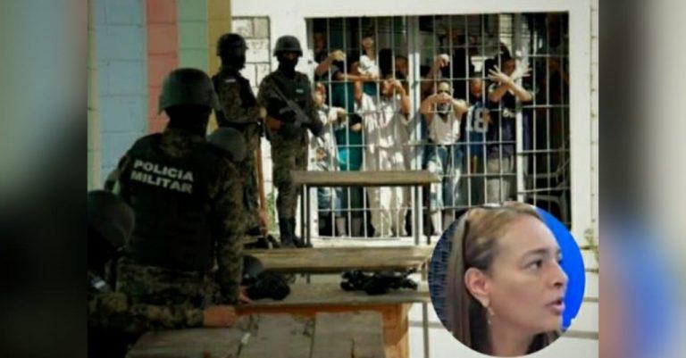 """""""Temo por mi vida"""": Delma Ordóñez niega que recibió L250 mil de la MS-13"""