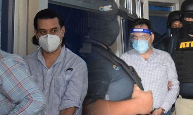 Empleados de Adquisiciones de INVEST-H declararán en juicio contra Bográn y Moraes