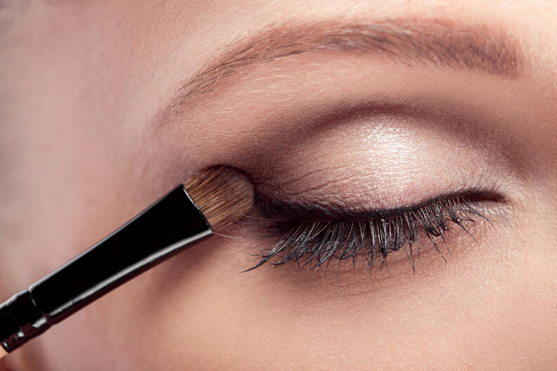 Maquillaje de ojos duradero