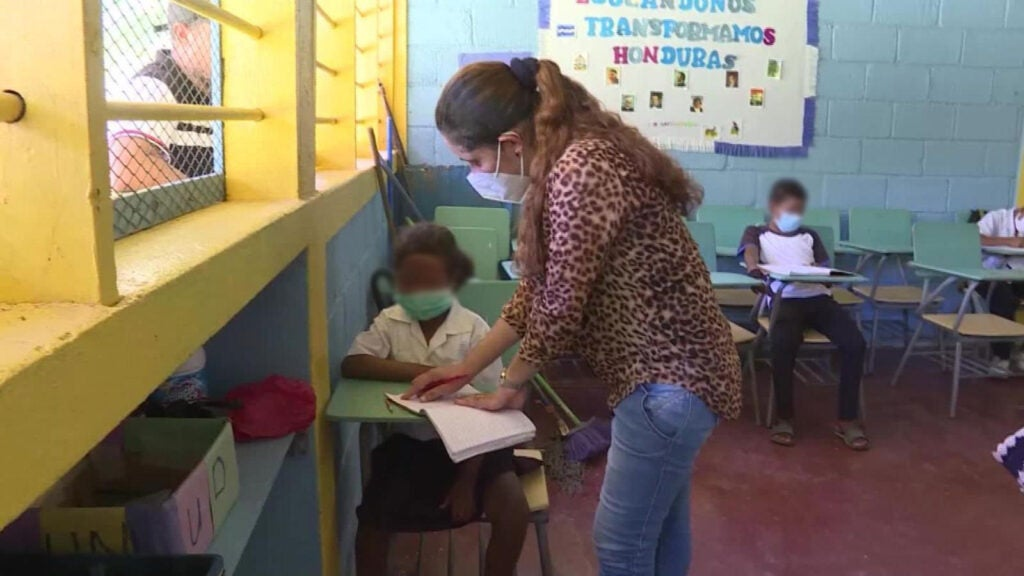 Vacunación docentes cronograma