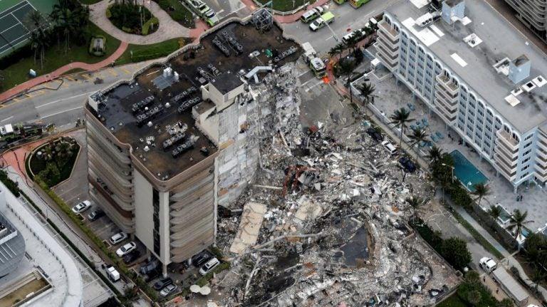 GALERÍA  Revelan los rostros de los desaparecidos en derrumbe de edificio en Miami