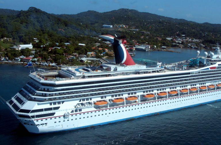 Ministra de Turismo: El 6 de julio retornan cruceros a Roatán