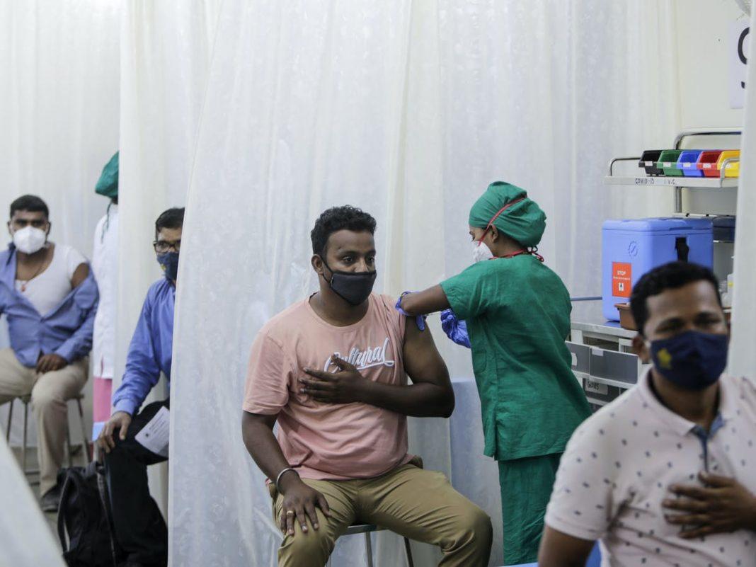 vacunas falsas COVID-19 India