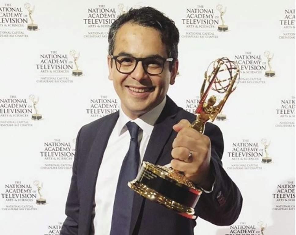 cineasta dona Emmy al MIN