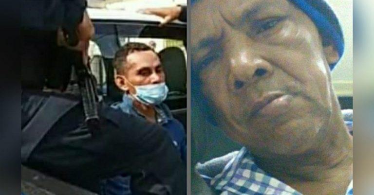 Sería pleito por herencia: minero confiesa que mató a su padre en Choluteca