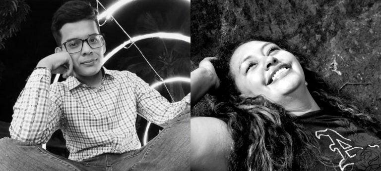 Norbin Pérez y Yanibis Ramos, dos hondureños que cautivan con sus poesías