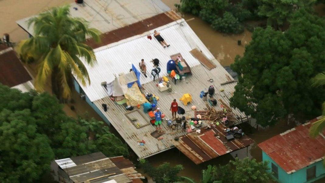 temporada de huracanes Honduras