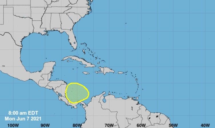 Amenaza para Honduras: primer ciclón podría formarse en los próximos días
