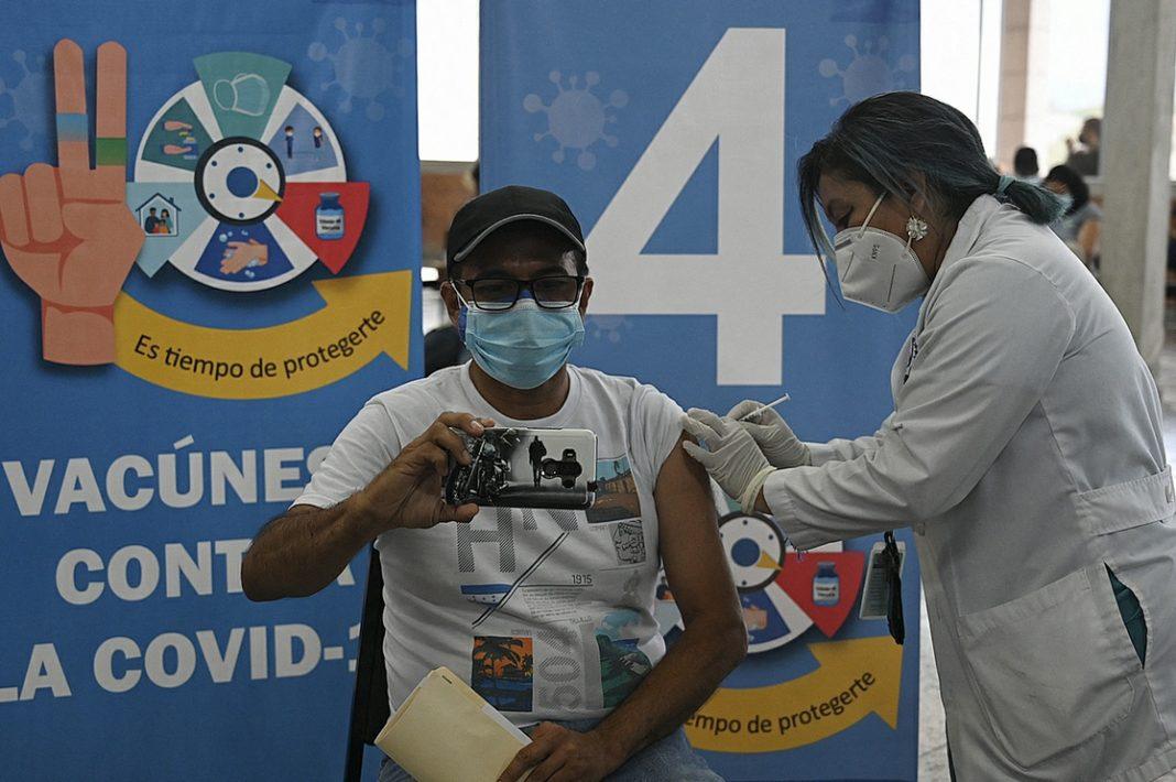 vacunación COVID-19 Honduras