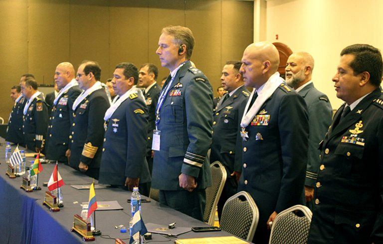 Honduras será la sede de Conferencia de las Fuerzas Aéreas Americanas