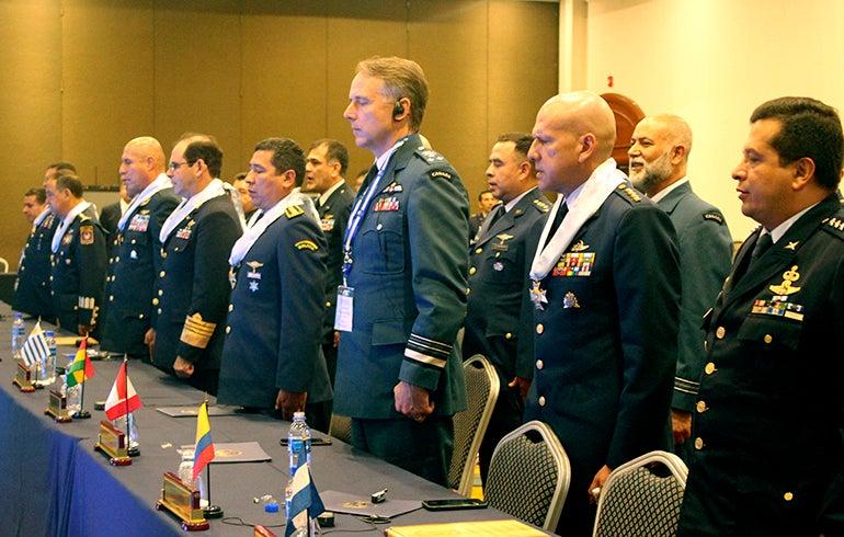 Conferencia de las Fuerzas Aéreas Americanas