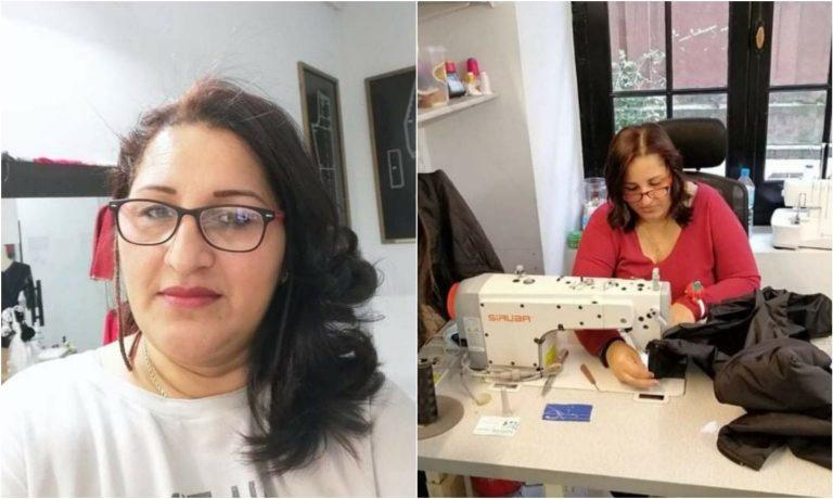 Diseños exclusivos para toda ocasión: hondureña triunfa como modista en España