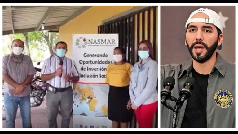 Municipios del sur se unen y también solicitan vacunas a Nayib Bukele
