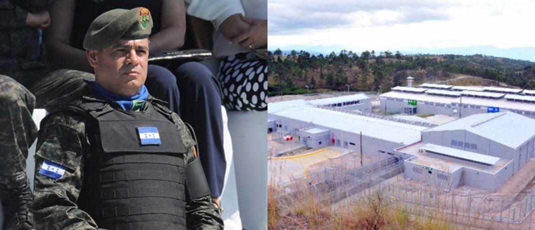 militares en las cárceles