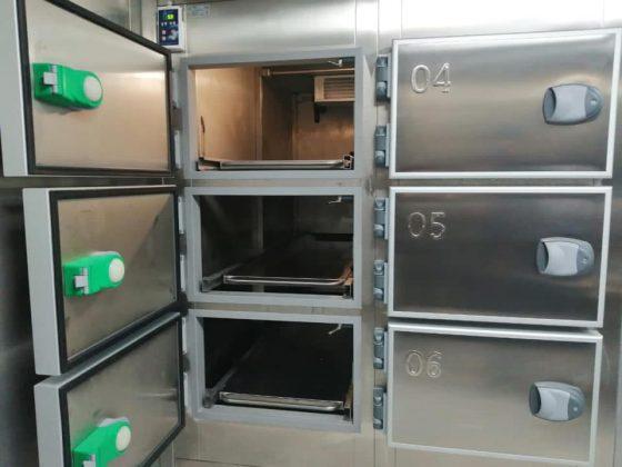 morgue Hospital Escuela