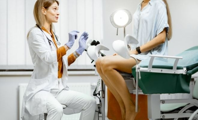cosas evitar examen ginecológico