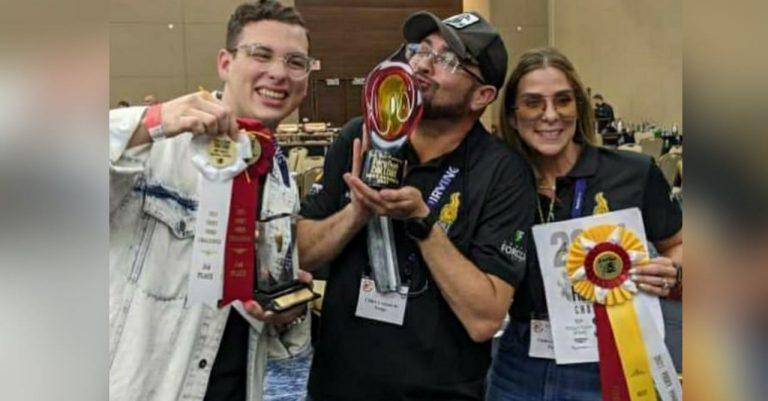 «¡La mejor!»: Festival mundial de chile se «rinde» ante salsa hondureña