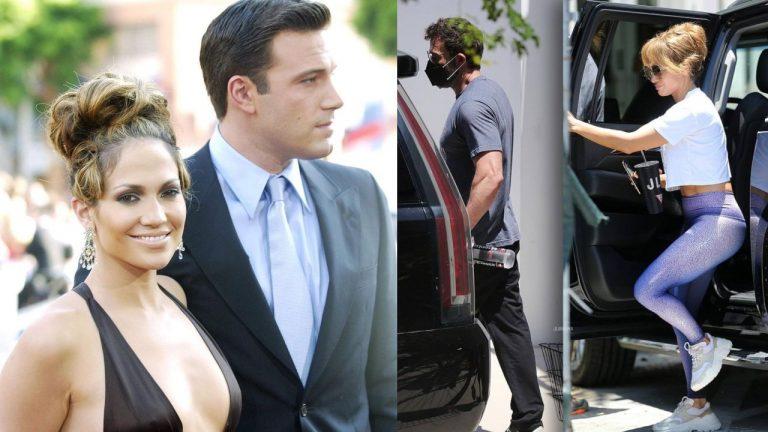 """JLo y Ben Affleck están trabajando para llevar su relación a """"un nivel más serio"""""""
