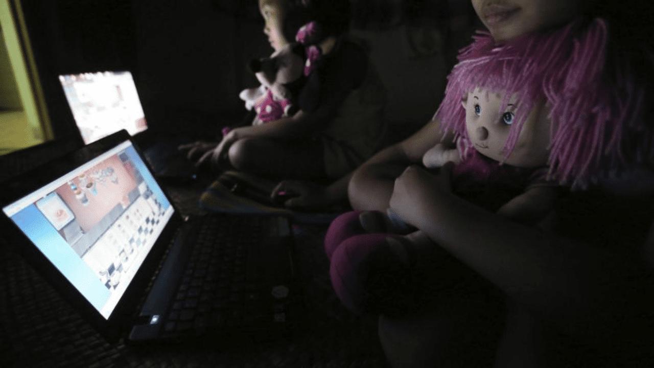 estructuras pornografía infantil