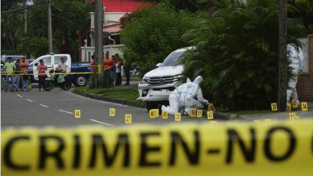 Muertes violentas Honduras