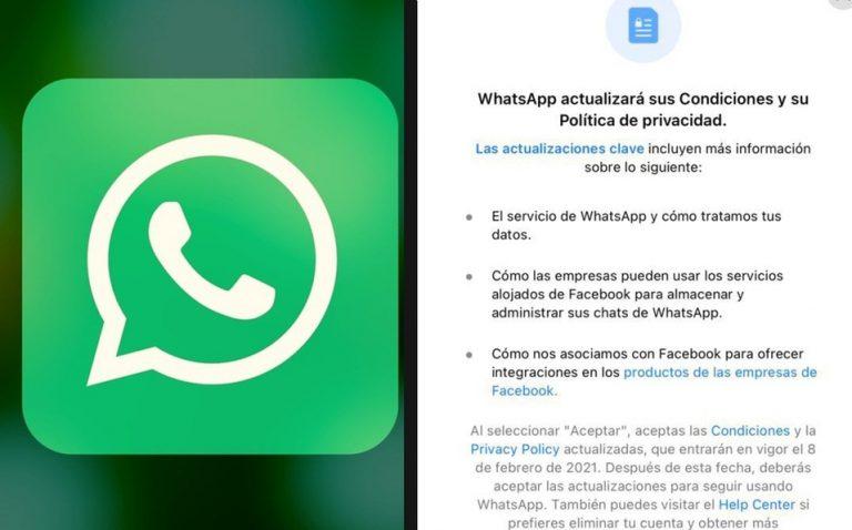 WhatsApp no eliminará cuentas si rechazan política de privacidad: ¿qué sucederá?