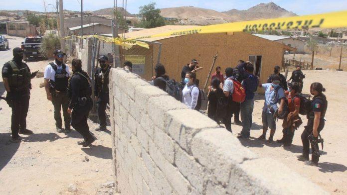 Rescatan migrantes hay hondureños