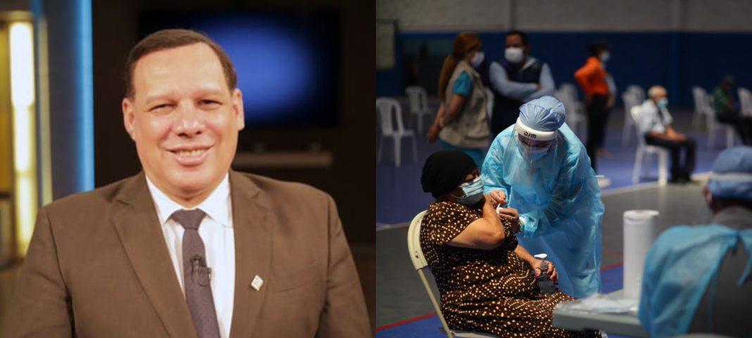 Marco Tulio Medina: Segunda dosis debe aplicarse