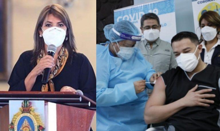 Ministra de Salud: Personal sanitario no se inmuniza «porque no ha querido»